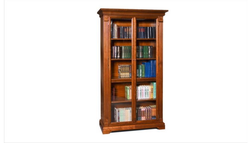 Шкафы : престиж шкаф для книг гм 5939.