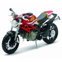 ������������� ������ ��������� Ducati Monster 796, ������������� NEW RAY, ������� 1:12, ����� 12 ��, �������: 57513