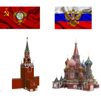 Architecture, Russia, the USSR